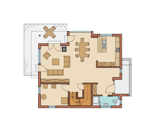 ... Schöner Leuchter Abgehängte Decke wohnzimmer quadratisch einrichten