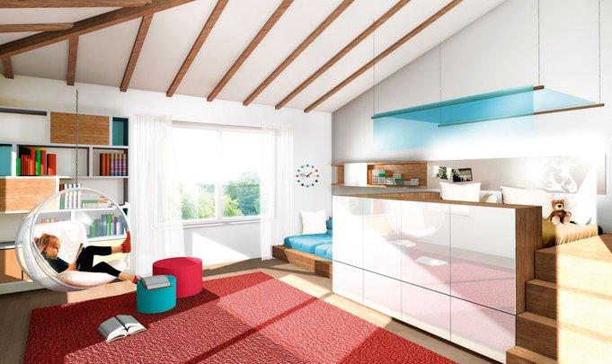 Kinderzimmer-Einrichtung, Ansatz I: Kindgerecht und zeitlos
