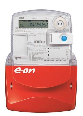 "Smart Meter, hier das Modell ""EnergieNavi"" von E.ON (Foto: E.ON)"