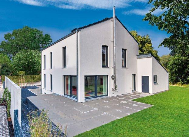 """Architektenhaus """"Beyer"""" von Fertighaus WEISS"""