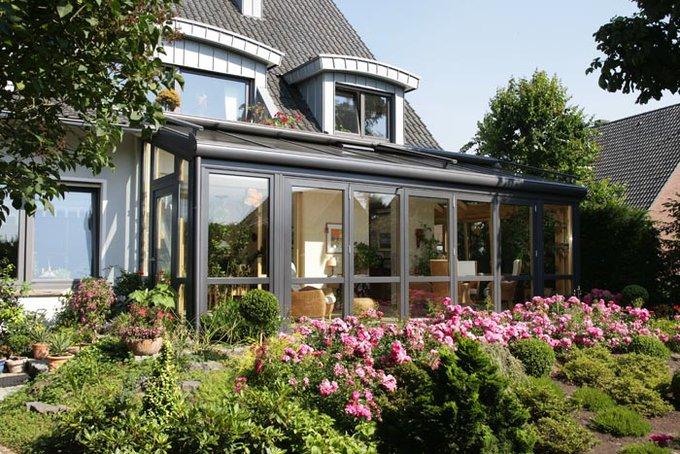 """""""SDL Avantgarde"""" Wintergarten von Solarlux"""