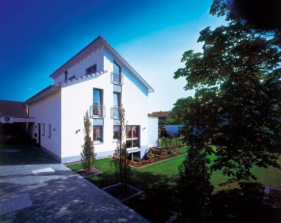 Außenansicht Baumeister-Haus / Rothe