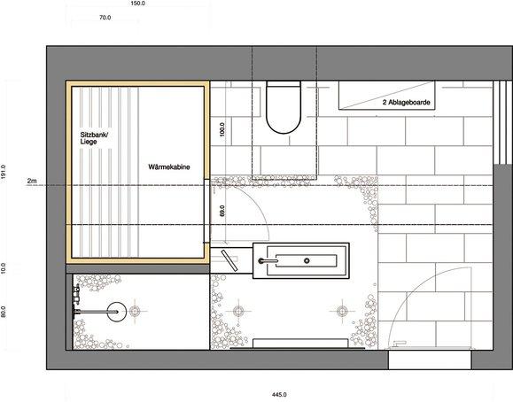 Kleines Bad Grosse Dusche : Kleines Bad, gro?e Ideen Wohnen & Design zuhause3.de