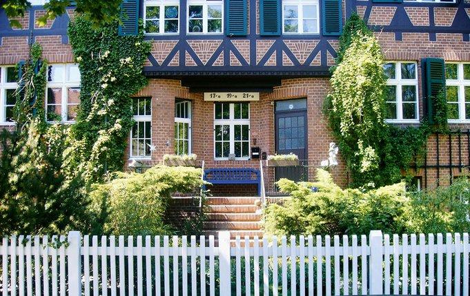 Hausbau-Planung – Der Eingangsbereich im Wandel der Zeit (Foto: Jennifer Hieber)