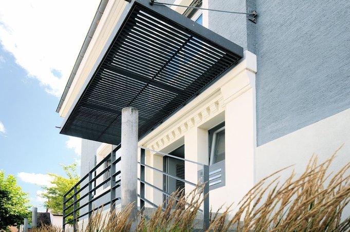 Zentrale Wohnraumbelüftung bei der energetischen Sanierung