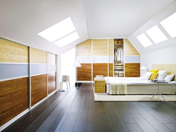 ankleide, bad und schlafzimmer als wellness-einheit | haus & bau