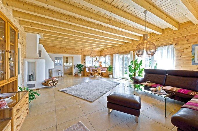 Massiver holzhaus bungalow von fullwood haus bau zuhause3 de