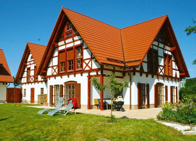 """Neu gebaute Tradition – Fachwerkhaus """"Ute"""" von Christianus"""