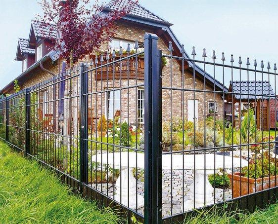 der gartenzaun – nicht nur schön anzuschauen | garten & grün, Garten und Bauen