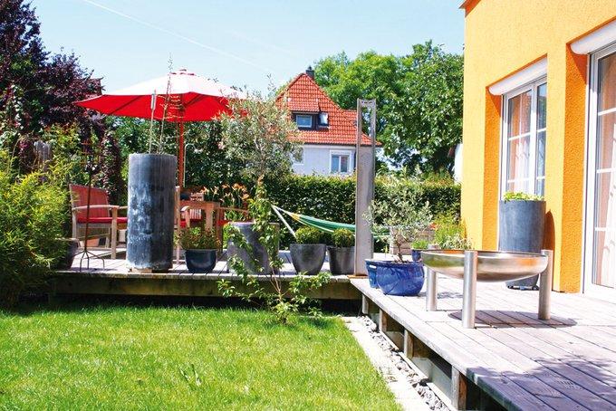 Kleiner Garten, großes Erlebnis!