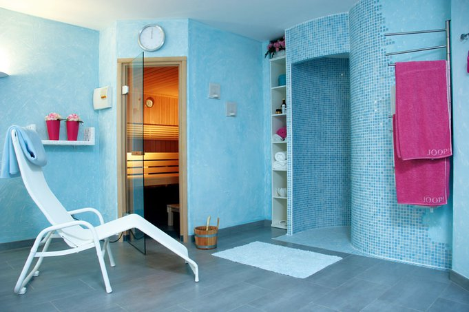 Von der Größenauswahl ist für fast jedes Haus und fast jede Wohnung eine passende Sauna-Lösung dabei.