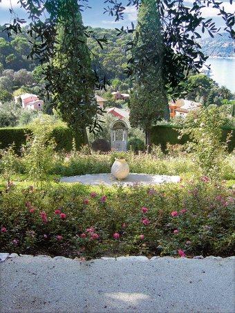 Gestaltungsideen für einen mediterranen Garten.