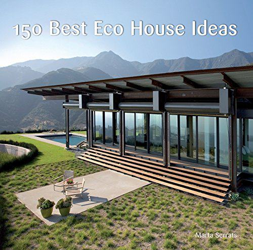 150 Best Eco House Ideas Book Cover