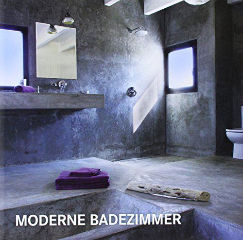 Modernes Badezimmer Großflächiger Trend Fugenlose Bäder 2018: Moderne Badezimmer