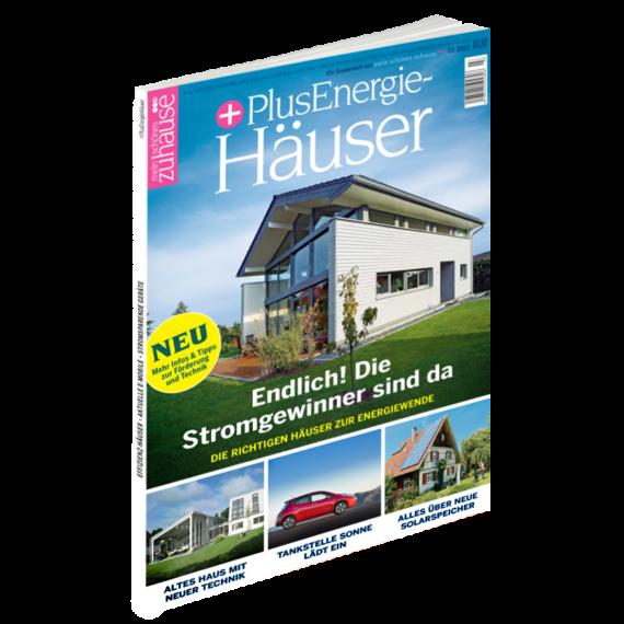 Magazin PlusEnergi-Häuser