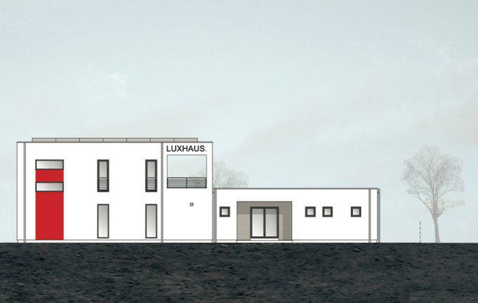 plusenergiehaus entwurf frame von luxhaus. Black Bedroom Furniture Sets. Home Design Ideas