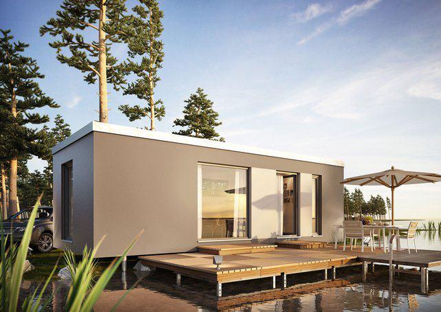 was wirklich neues ein wohnmodul zum mitnehmen. Black Bedroom Furniture Sets. Home Design Ideas