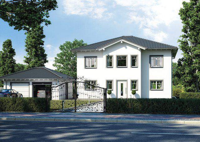 Stadtvilla modern mit anbau  Stadtvilla – Ein Haustyp mit vielen Gesichtern | zuhause3.de