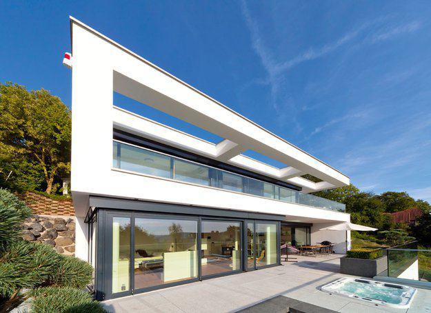 Moderne fensterformate  Prototyp der neuen Einfamilienhaus-Moderne | zuhause3.de