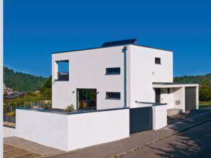 Fassadenansicht vom Entwurf Inspiration