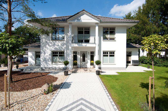 Moderne villa 900kl von arge haus for Modernes haus villa