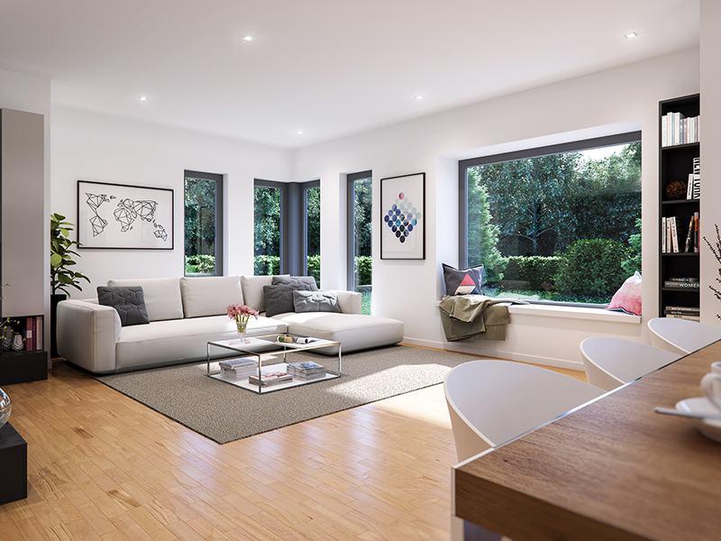 Wohnzimmer Fantastic 162 V4 von Bien-Zenker