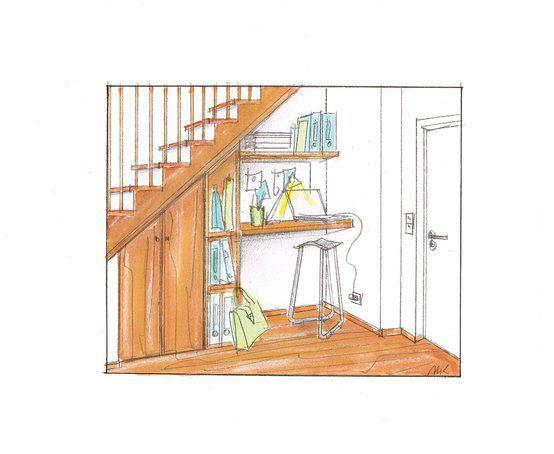 Garderobe Unter Treppe stauraum ideen dem platz auf der spur zuhause3 de