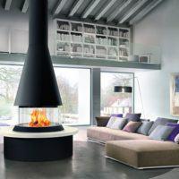 flammenspiele sch ne kamine. Black Bedroom Furniture Sets. Home Design Ideas