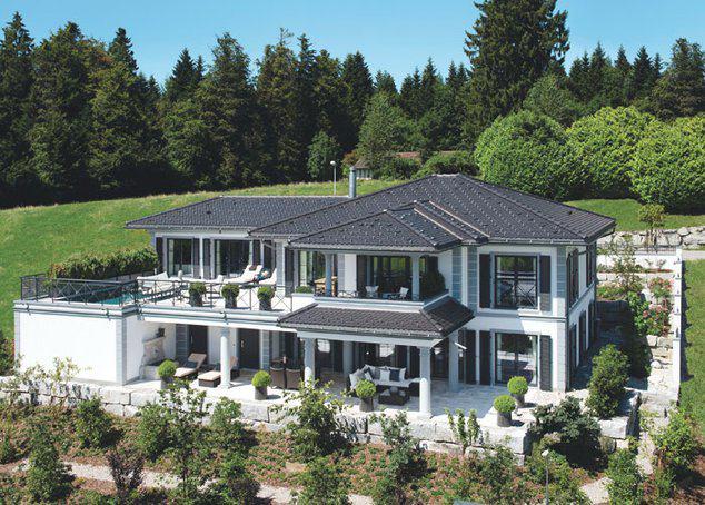 Die hausbauer weberhaus for Haus bauen villa
