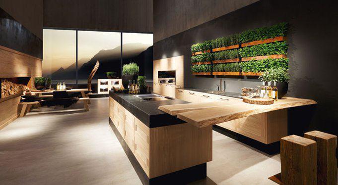 Wohnküchen Beispiele küchen mit zusatznutzen zuhause3 de