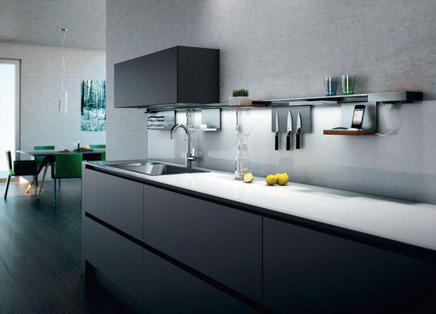 ergonomie und gestaltungsideen in der k che. Black Bedroom Furniture Sets. Home Design Ideas