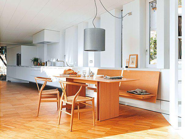 geschlossene wohnk chen. Black Bedroom Furniture Sets. Home Design Ideas