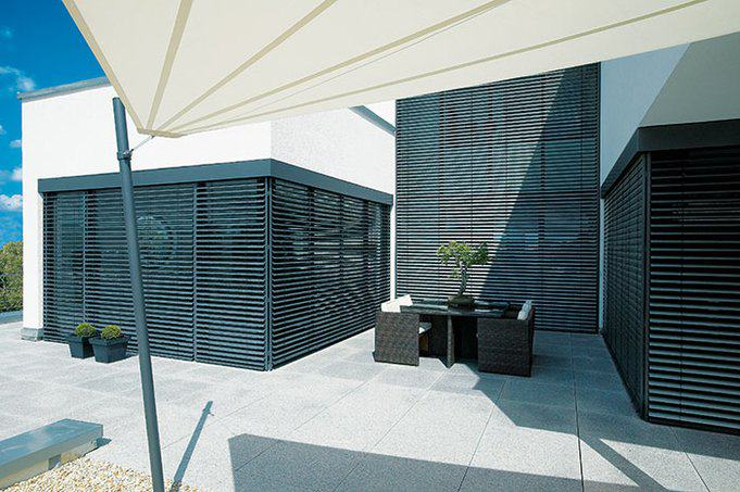 sonnenschutz systeme f r terrasse balkon und fenster. Black Bedroom Furniture Sets. Home Design Ideas