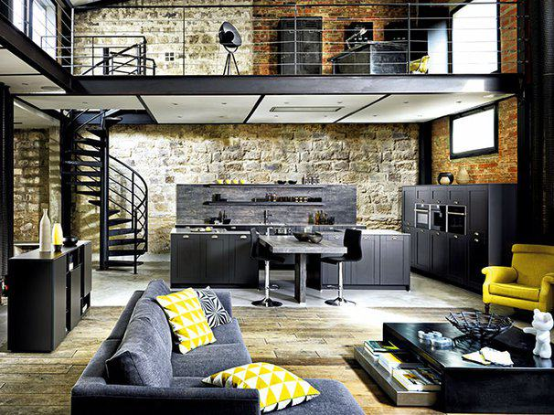 die neue k che klug geplant. Black Bedroom Furniture Sets. Home Design Ideas