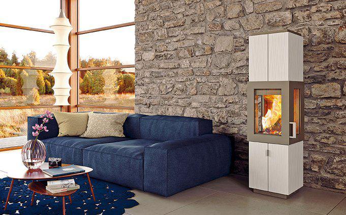 ein kaminofen schafft behaglichkeit und spart energie. Black Bedroom Furniture Sets. Home Design Ideas