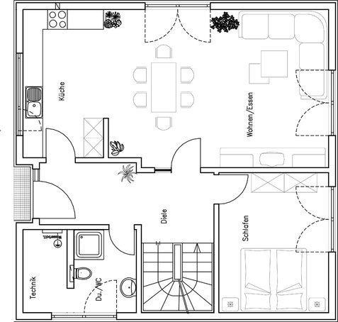 house-1089-grudriss-erdgeschoss-moderner-hausentwurf-mueller-von-fertighaus-weiss-1
