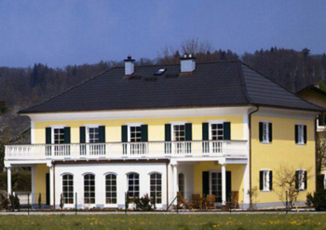 Stilvolle Holzvilla Von Sonnleitner Holzbauwerke Zuhause3 De