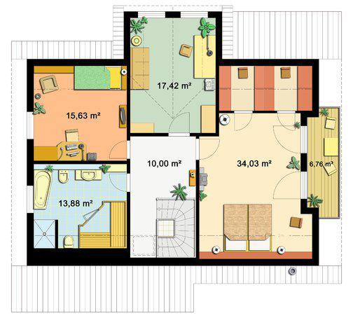 entwurf heideland von ebh haus. Black Bedroom Furniture Sets. Home Design Ideas