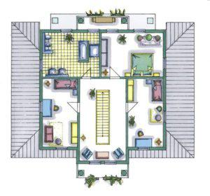 house-1554-grundriss-obergeschoss-stadtvilla-fm98-134-von-okal-mit-mediterranen-anleihen-1