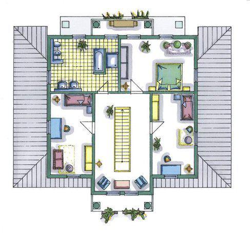 luxuri se stadtvilla fm 98 134 von okal. Black Bedroom Furniture Sets. Home Design Ideas