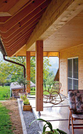 veranda bauen good die grundlage der bauen sollte auf dem. Black Bedroom Furniture Sets. Home Design Ideas