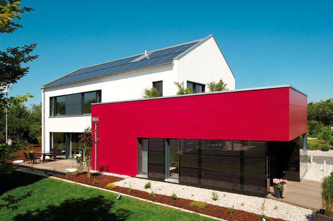 plusenergiehaus generation x von fischerhaus. Black Bedroom Furniture Sets. Home Design Ideas