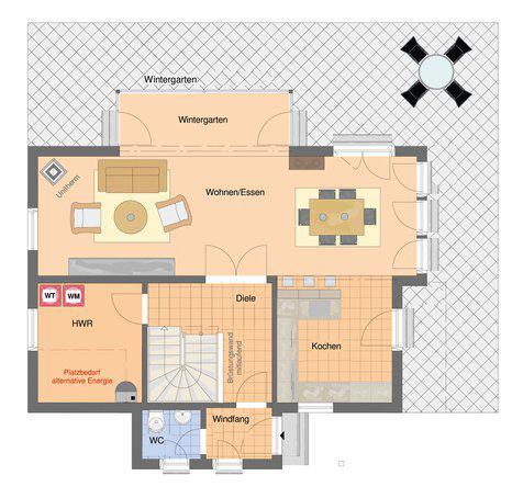house-2295-grundriss-erdgeschoss-im-holz-effizienzhaus-fino-320-a-von-fingerhaus-1