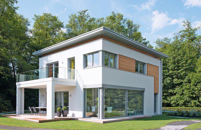 Entwurf city life von weberhaus for Stadtvilla flachdach