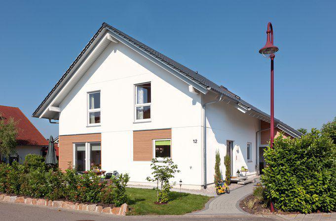 Bodentiefe fenster obergeschoss  Großzügig, offen, zukunftsorientiert von SchwörerHaus | zuhause3.de