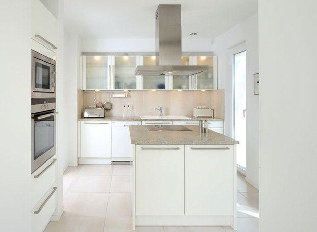 Stadtvilla quotarcusquot von heinz von heiden zuhause3de for Glastür küche