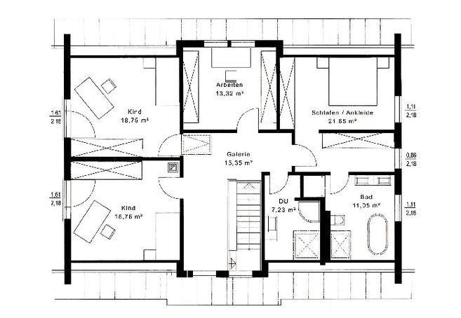 Landhausstil modern haus  Traditionell und modern – ein Landhaus von Haacke Haus | zuhause3.de