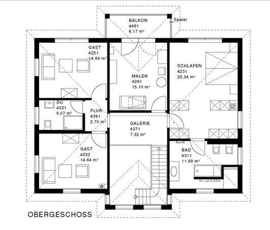 stadtvilla im jugendstil von haacke haus. Black Bedroom Furniture Sets. Home Design Ideas