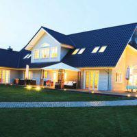 Landhaus Merlin – von Fjorborg-Holzhaus | zuhause3.de