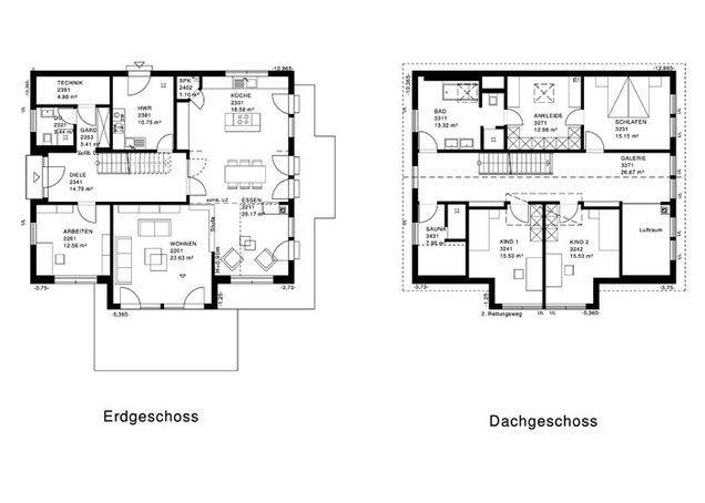 landhaus von haacke haus. Black Bedroom Furniture Sets. Home Design Ideas